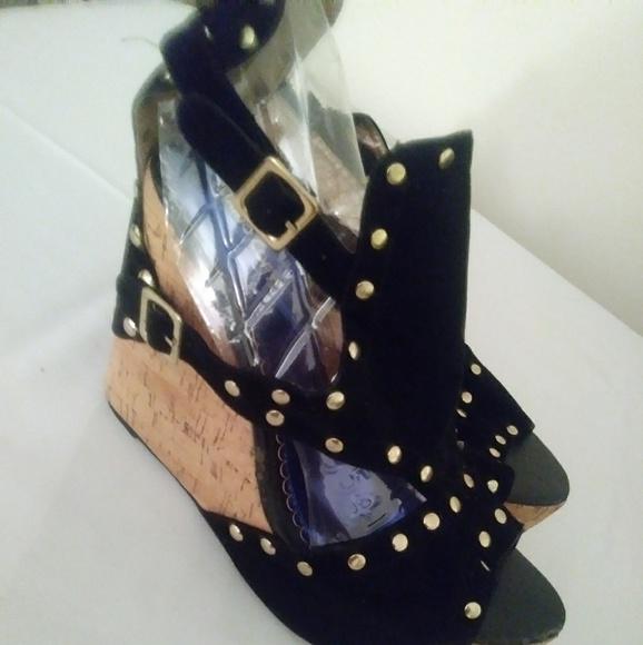 mario corti Shoes   Womens Wedge